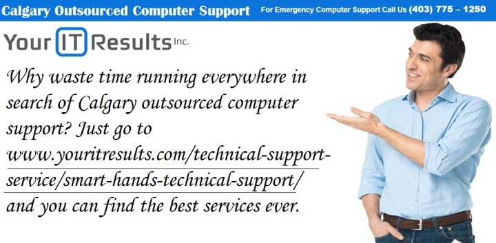 Calgary Outsourced Computer Support - www youritresults com